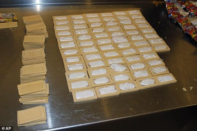 The Guatemalan citizen also had bags of chips that had small bundles of cocaine inside of them