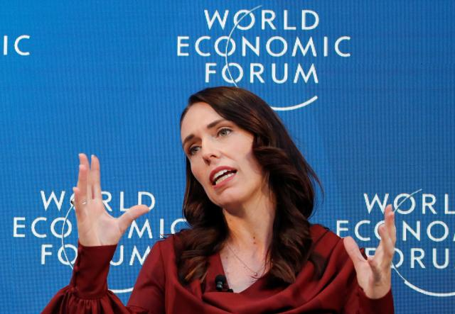 Jacinda Ardern của New Zealand