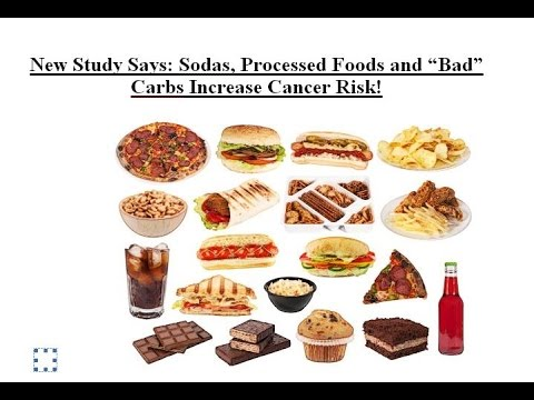 processed foods and cancer