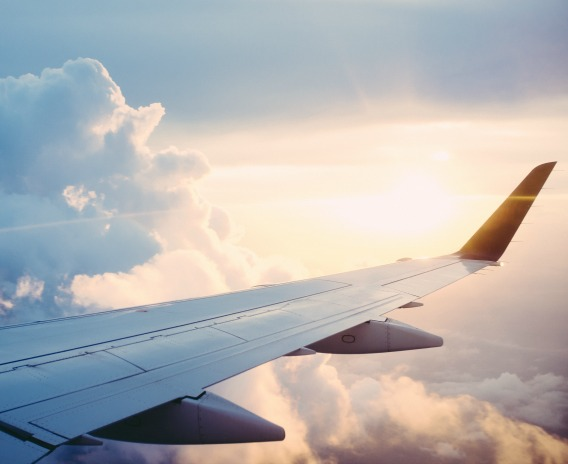 How to get rid of your fear of flying 8 tips_square